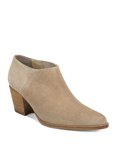 Hamilton 60mm Suede Booties