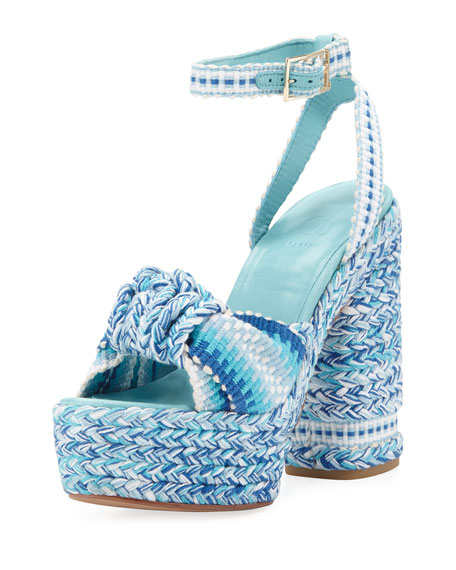 Antolina Barbara Espadrille Platform Sandals