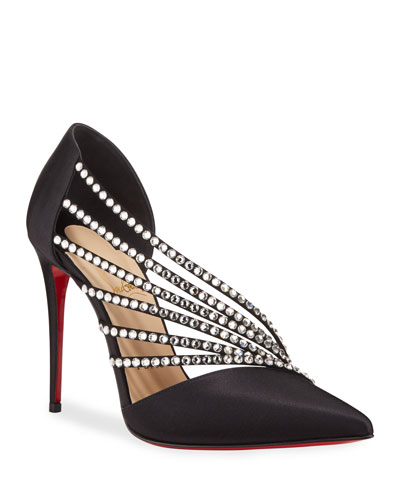 Christian Louboutin Shoes At Bergdorf Goodman