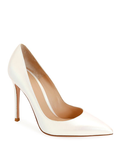 68b0fbd04f9 Aurora Smooth Pointed Pumps Quick Look. Gianvito Rossi