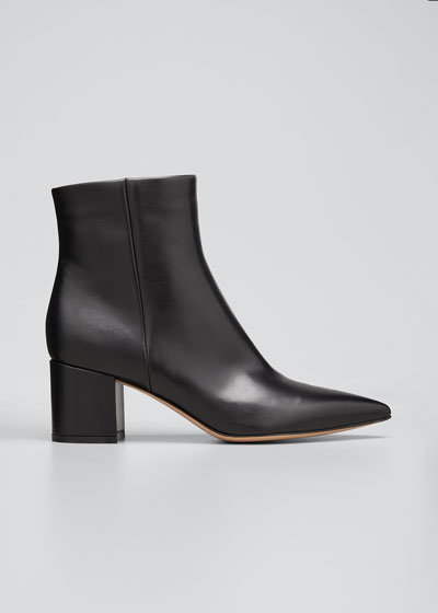 360146e6be8 Promotion Calf Leather Ankle Booties Quick Look. Gianvito Rossi