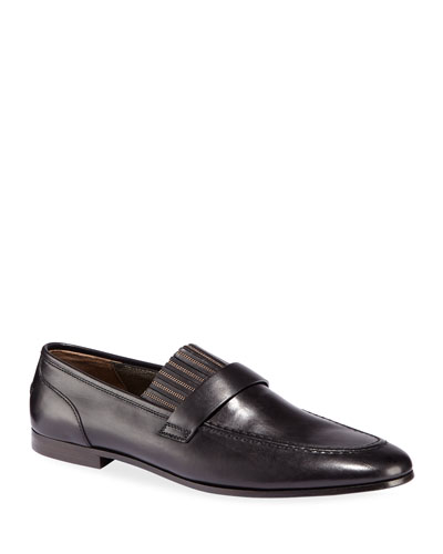 Lazatto Monili Fringe Loafers
