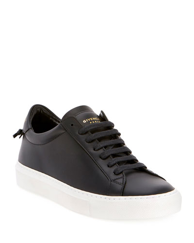 Urban Street Leather Low Sneakers