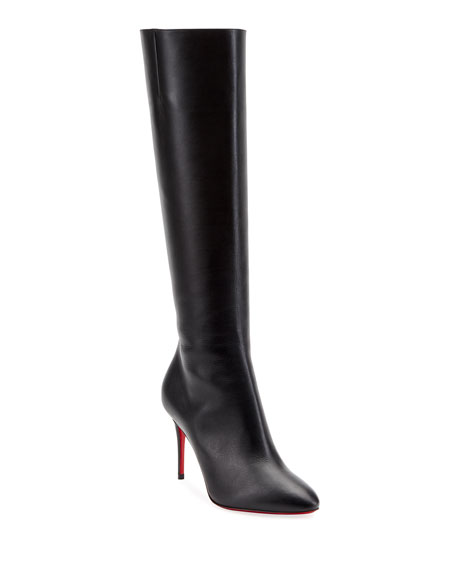 1b1127dc108 Eloise Botta Red Sole Boots