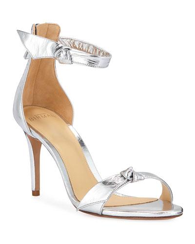 eeec52ffa Asymmetric Clarita Metallic Ankle-Strap Sandals Quick Look. Alexandre Birman