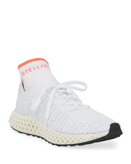 d84078882 adidas by Stella McCartney Alphaedge 4D Knit Sock Sneakers