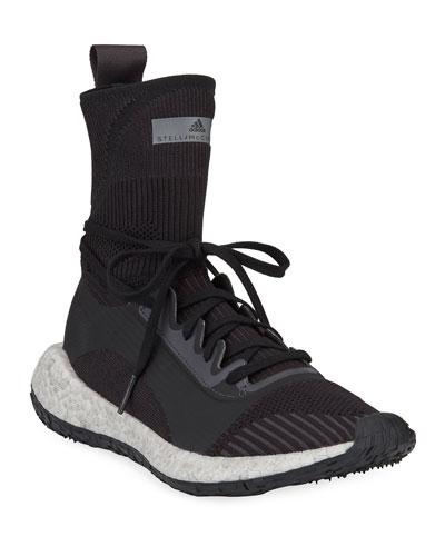 Ultraboost HD High-Top Sock Sneakers