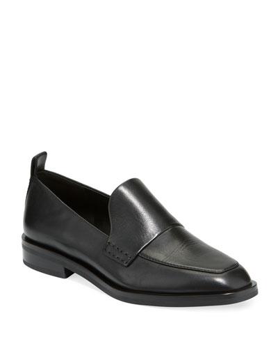 Alexa Slip-On Leather Loafers