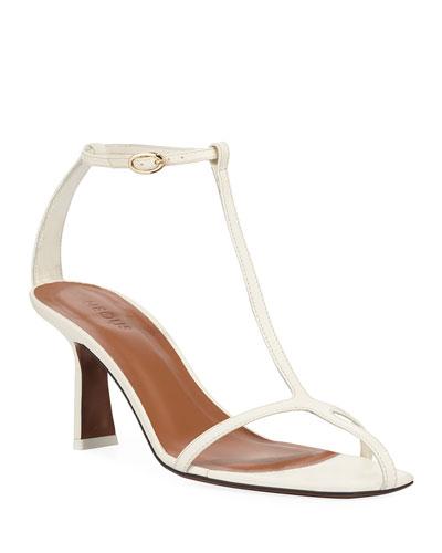 Jumel T-Strap Sandals