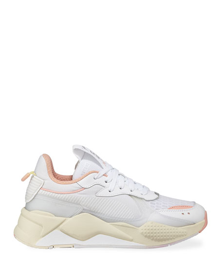 RS-X Tech Lace-Up Nylon Trainer Sneakers
