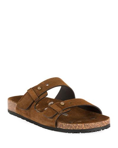 Jimmy Brid Slide Sandals