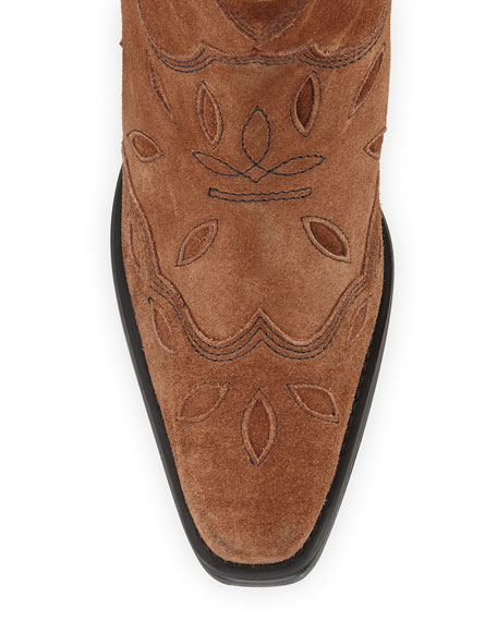 Texas Western Low Booties