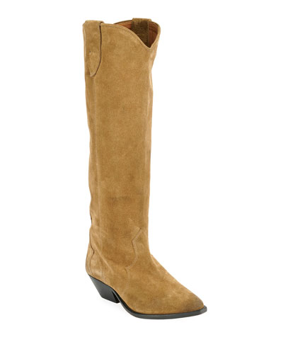6d038c90c84b Designer Boots   Over-the-Knee   Leather Boots at Bergdorf Goodman