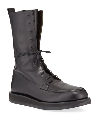 b113ee6dc37 THE ROW Shoes   Loafers   Boots at Bergdorf Goodman