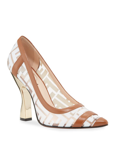Colibri FF Clear Pumps