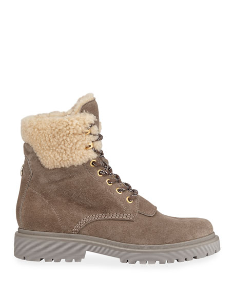 Patty Scarpa Suede Boots