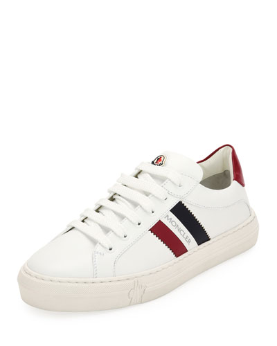 Ariel Scarpa Leather Sneakers