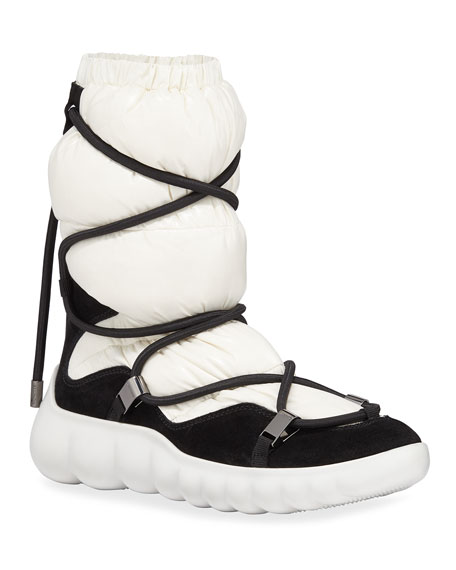 Cora Quilted Apres-Ski Boots