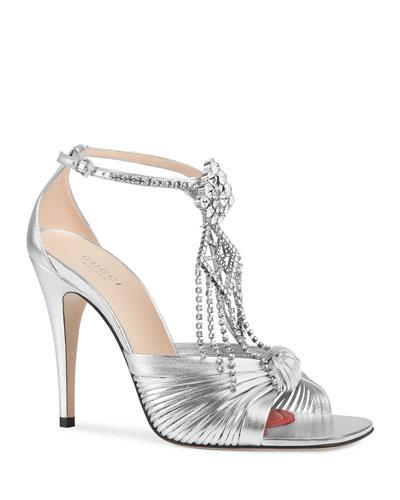 Crawford Napa Silk Sandals