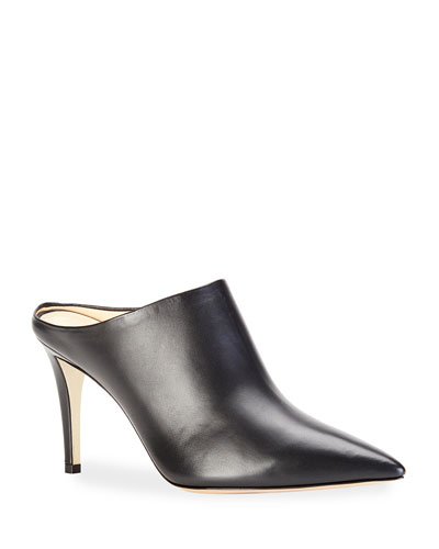 Mona Napa Point-Toe Mules