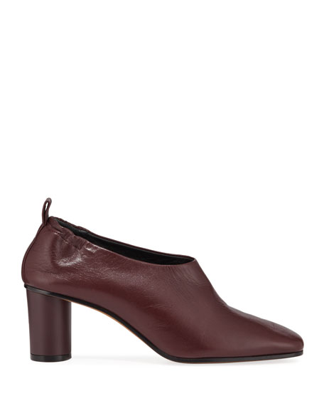 Micol Soft Leather Pumps