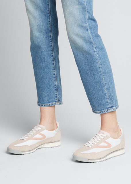 Rawlin Lace-Up Sneakers