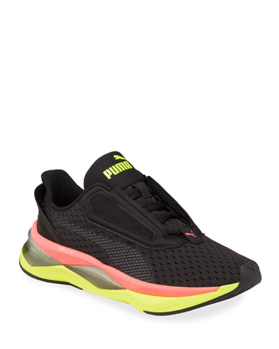 Women's LQDCELL Shatter XT Sneakers  Black/Yellow