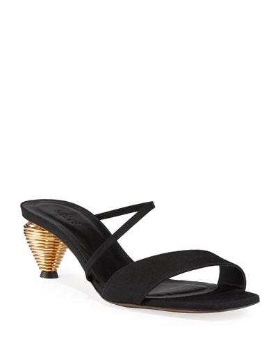 Thallis 55mm Slide Sandals