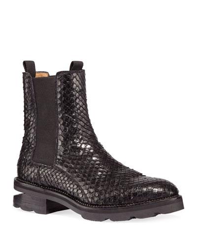 Andy Anaconda Low Boots