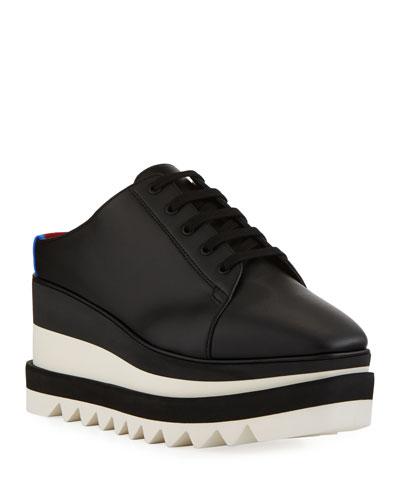 Sneakelyse Platform Slide Sneakers