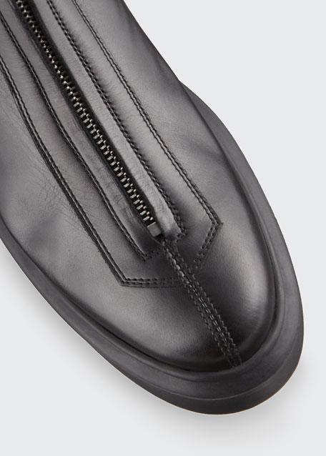 Zipped Boot I