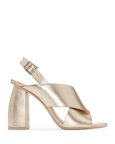 Hae Crisscross High Sandals
