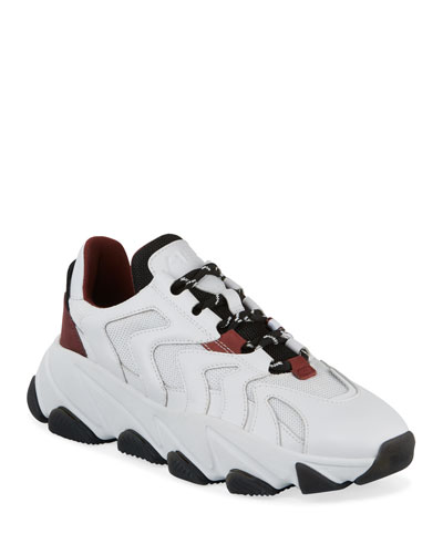 Extreme Chunky Lace-Up Sneakers