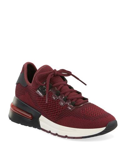 Krush Bis Mesh Trainer Sneakers