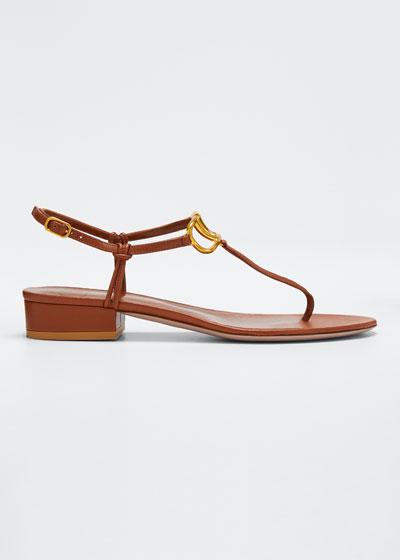 VLOGO Thong Sandals