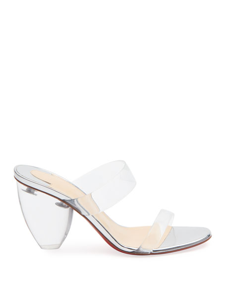 Ovida 85 Red Sole Vinyl Sandals