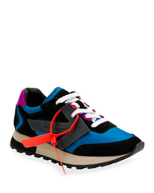 Off-White HG Colorblock Runner Sneakers