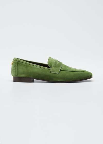 Flaneur Soft Suede Loafers