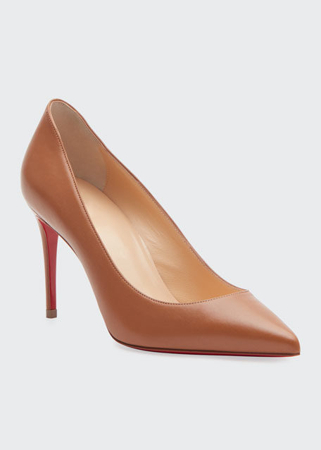 Kate 85mm Red Sole Pumps