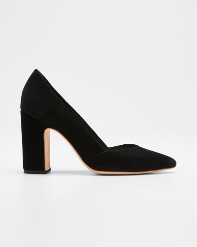 Paulina Pointed-Toe Pumps
