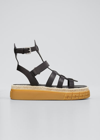 45mm High Gladiator Sandals