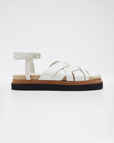 Yasmine Platform Espadrille Sandals