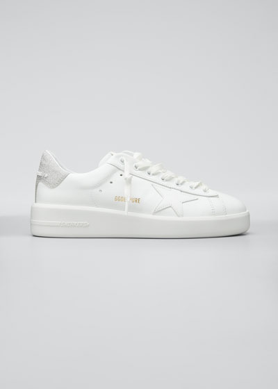 Pure Star Lace-Up Sneakers