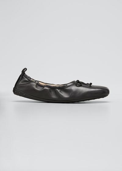 Laccetto Bow Ballerina Flats