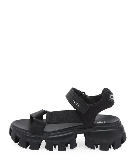 Prada Cloudbust 50mm Sport Sandals