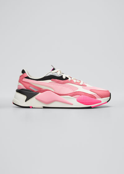 RS-X3 Cube Colorblock Running Sneakers