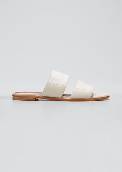 Kalahari Two Band Slide Sandals