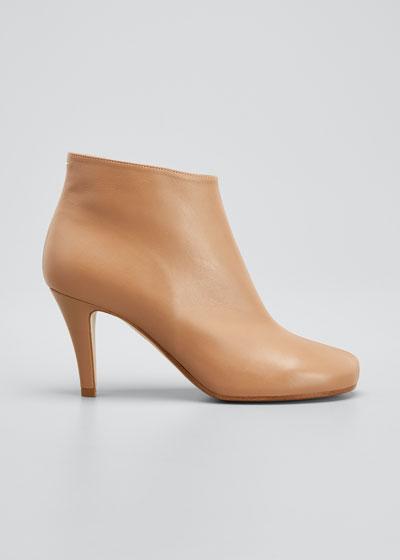 80mm Sock Stiletto Booties
