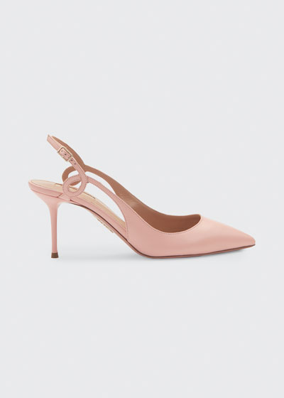 Serpentine 75mm Napa Slingback Pumps