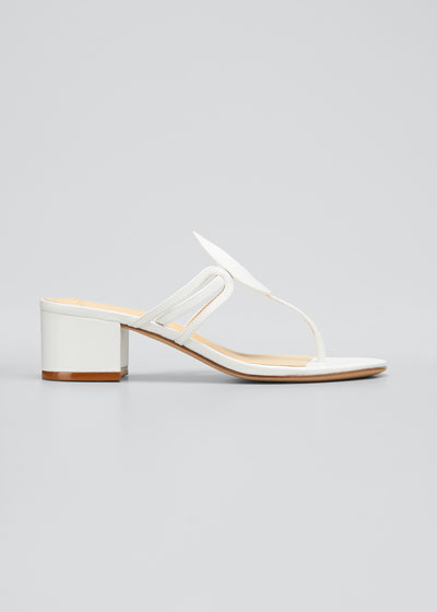 Dee Dee Thong Mule Sandals